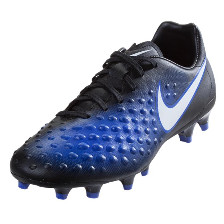 Nike Magista Onda II FG - Black/White/Paramount Blue