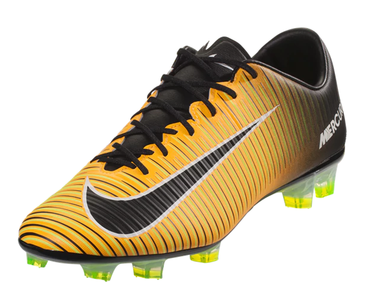Nike Mercurial Veloce III FG - Laser Orange/Black/White/Volt
