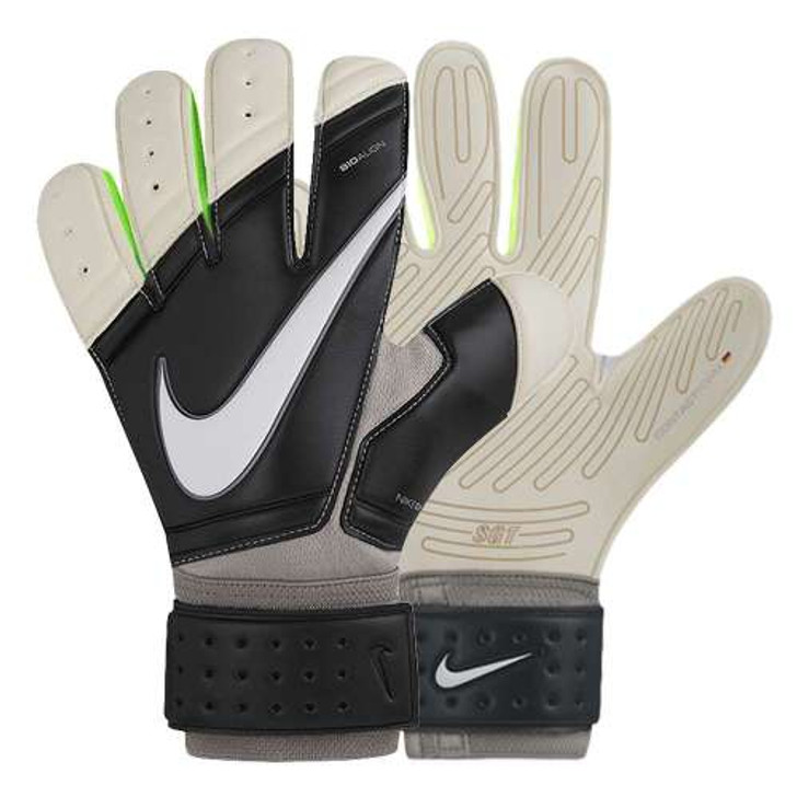 Nike GK Premier SGT - Black/White/Electric Green (122417)