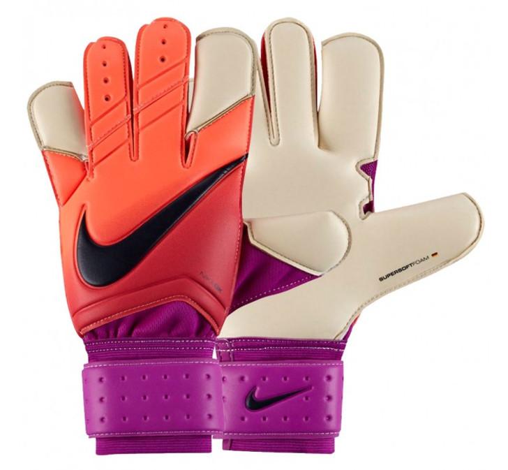 Nike GK Grip 3 - Total Crimson/Hyper Grape/Obsidian- SD (121920)