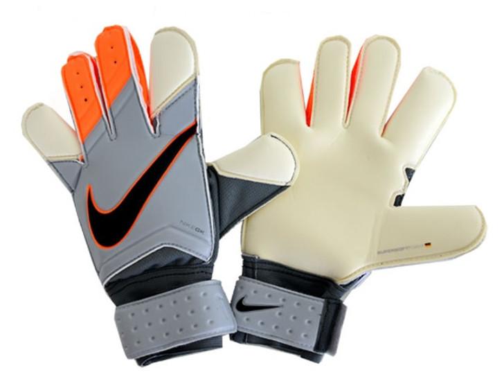 Nike GK Grip 3 - Grey/Total Orange (011720)