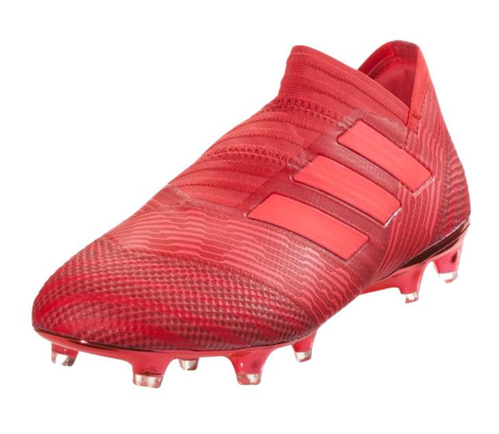 Adidas Nemeziz 17+ FG - Real Coral/Red Zest (110618)