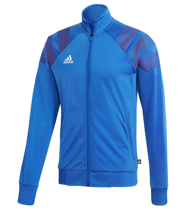Adidas Tango Stadium Icon Track Jacket - Blue