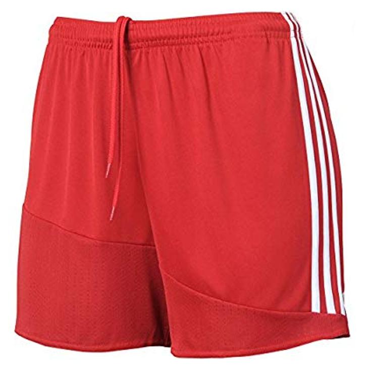 Adidas Womens Regista 16 Shorts - Red (122419)