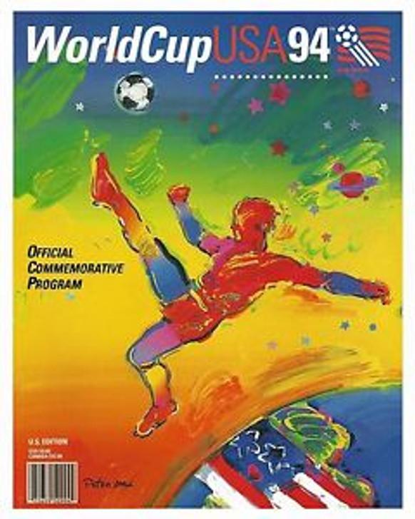World Cup 1994 Program