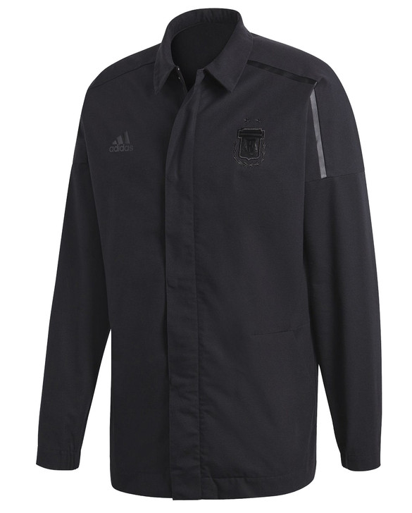 Adidas Argentina Z.N.E Anthem Jacket - Black (122319)