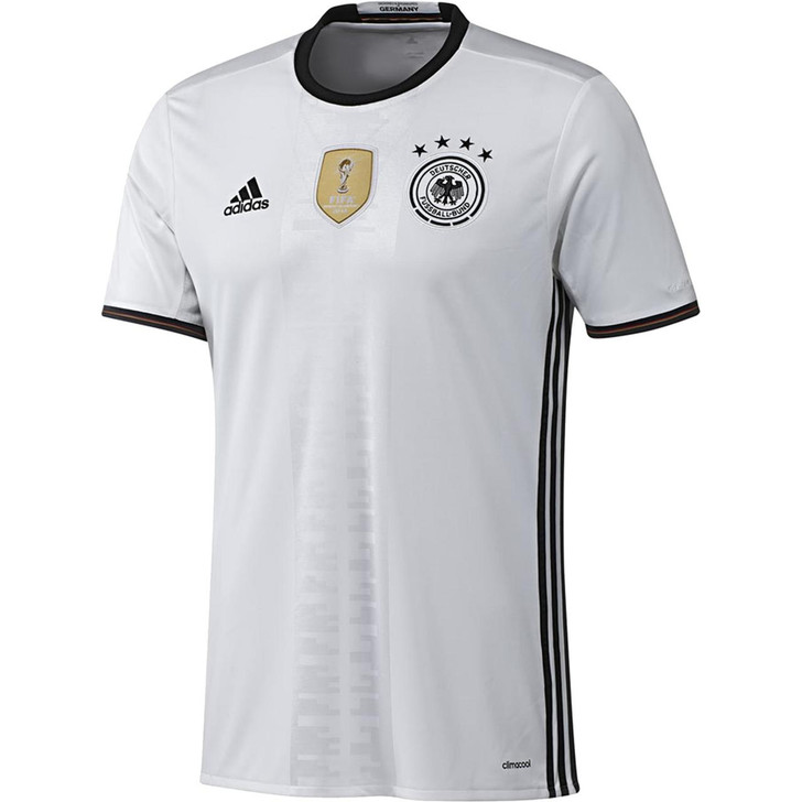 UEFA EURO 2016 Youth Germany Home Replica Jersey-
