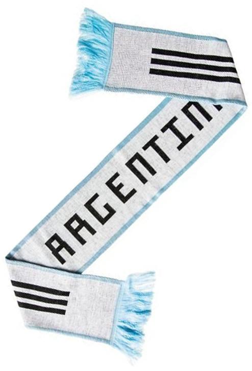 Adidas Argentina Home Scarf - White/Blue (52818)