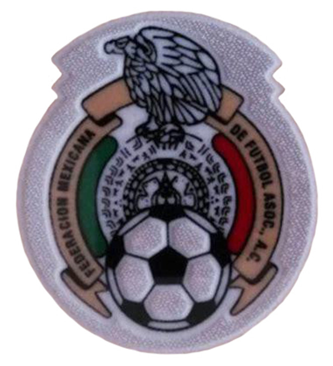 Mexico 2018 Patch - White/Red/Green (6318)