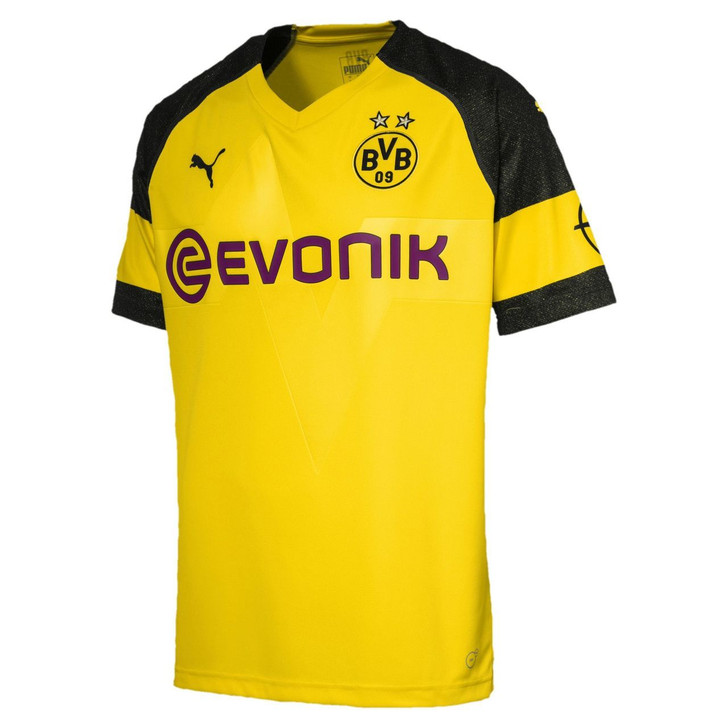 Puma Borussia Dortmund 18/19 Home Jersey- 753310 01
