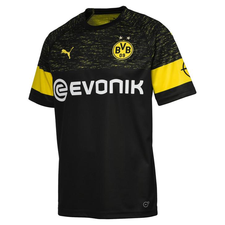 aaf1ae8a1 Puma Borussia Dortmund 18 19 Away Jersey (030719) - ohp soccer