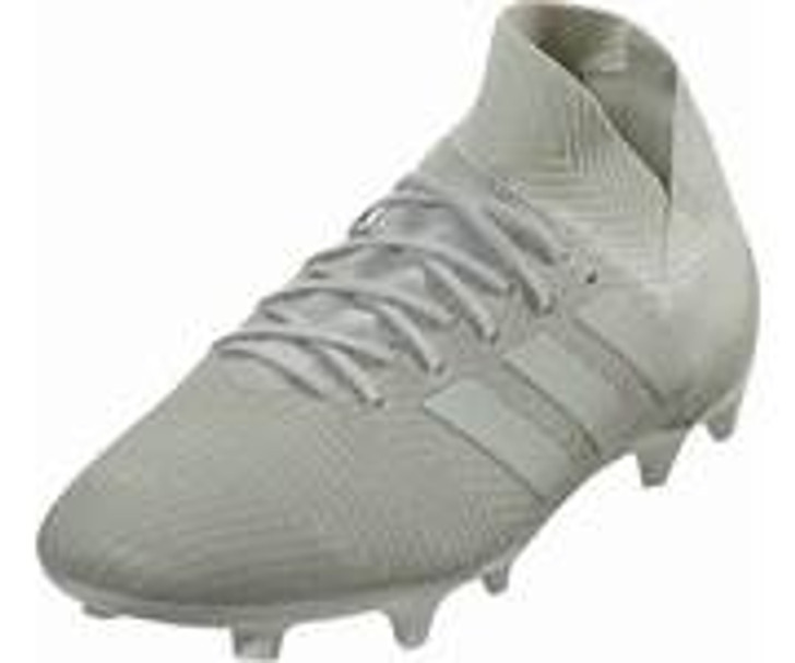 Adidas Nemeziz 18.3 FG - Ash White/Ash White/ Running White RC (061119)
