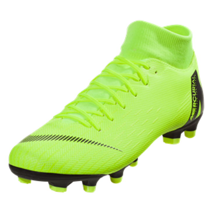 Nike Superfly 6 Academy FG/MG - Volt/Black (032019)