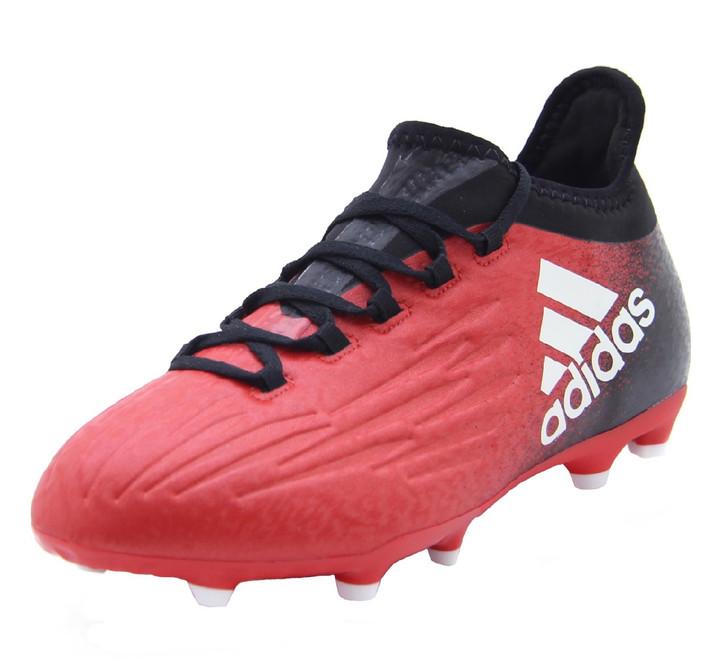 Adidas X 16.1 FG J - Red/White/Core Black SD (032419)