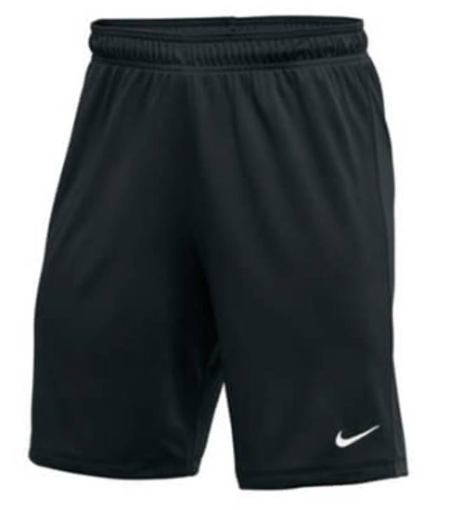 Nike Park II Women's Short - Black/White (101118)