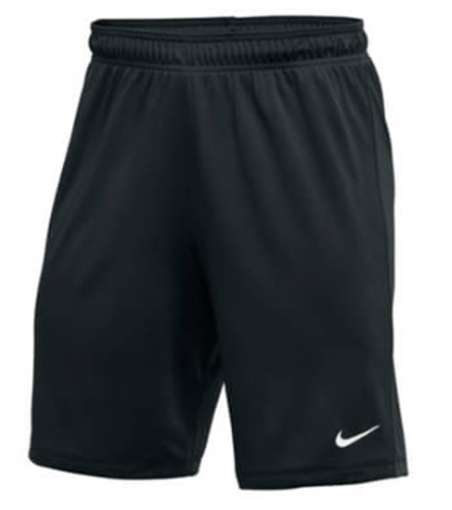 Nike Youth Park II Soccer Shorts -Black/White (101118)