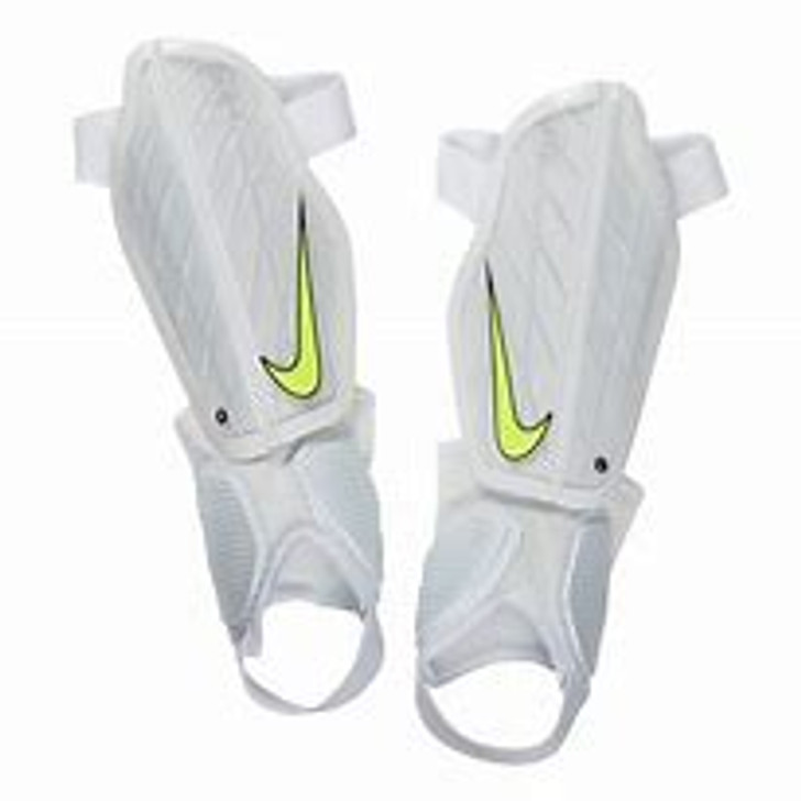 Nike Protegga Flex Football Shin Guards -White/ Black/Black (122819)