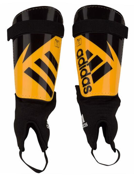 Adidas Ghost Club Shin Guards -Black/Orange (122320)