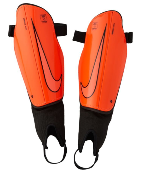 Nike Charge Shinguards -Orange/Black (122819)