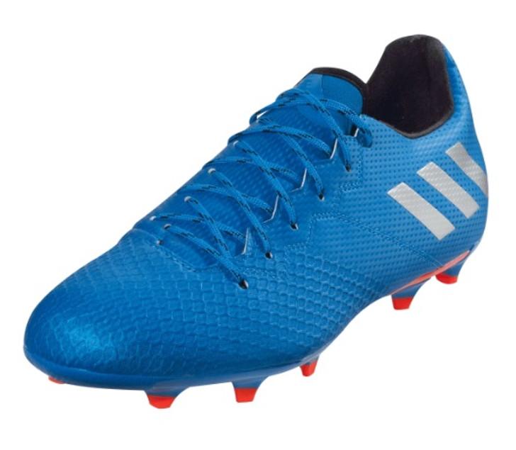 Adidas Messi 16.3 FG - Shock Blue/Metallic Silver/Core Black RC (022419)