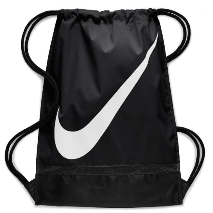 Nike Football Gym Sack -Black/White- (092320)