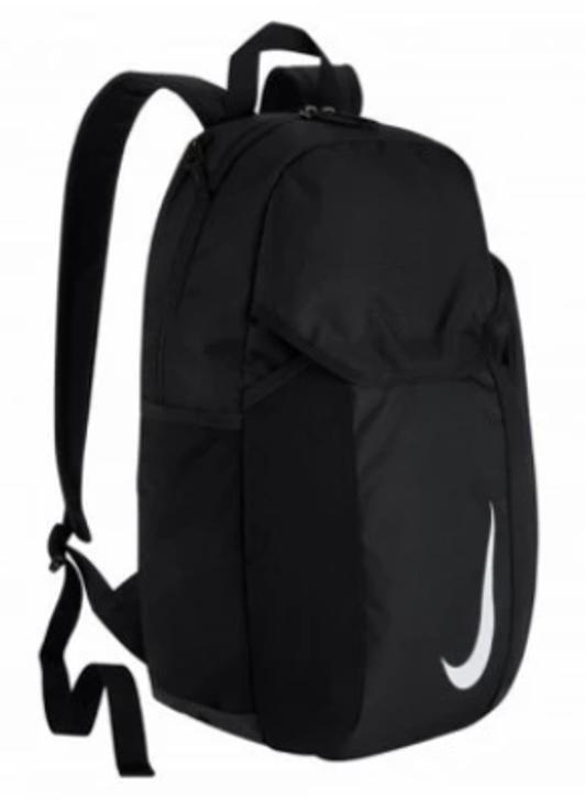 Nike Academy Team Soccer Backpack - Black/White (122319)
