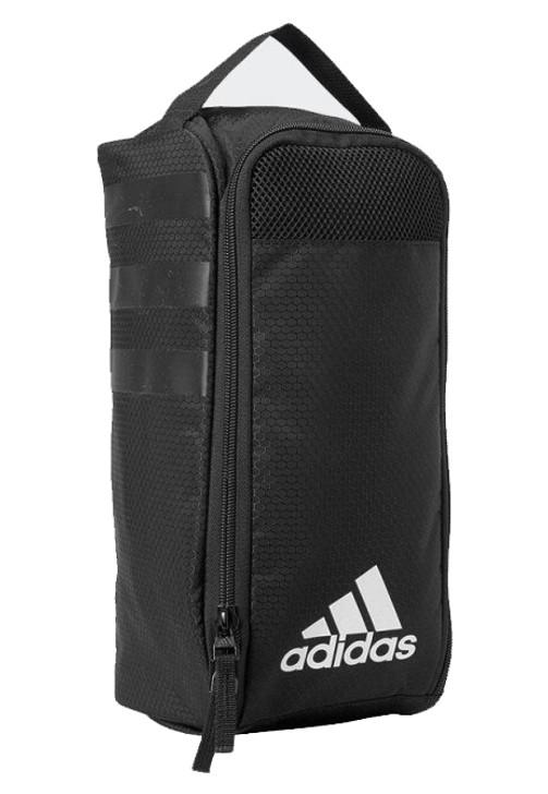 Adidas Stadium II Team Shoe Bag - Black/Black- (050621)
