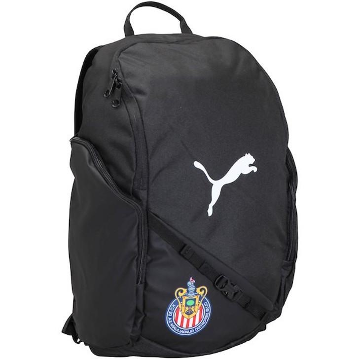 Puma Chivas Liga Performance Backpack -Black/White (101718)