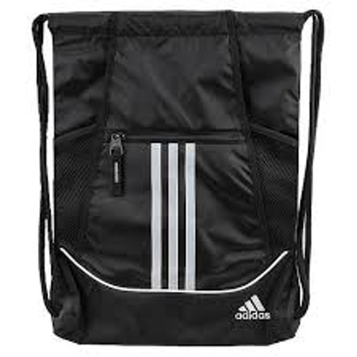 Adidas Alliance II Sackpack -Black/White (101718)