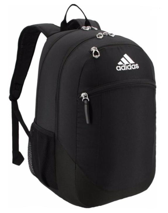 Adidas Striker II Team Backpack -Black/White (122319)