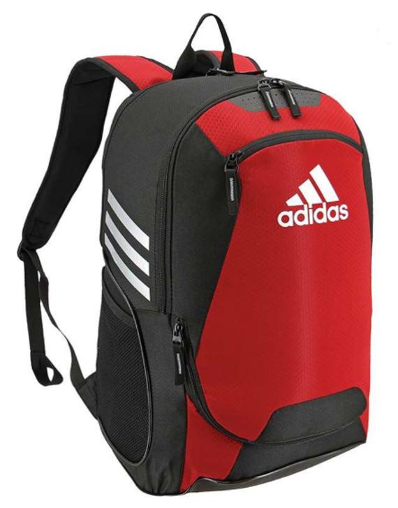 Adidas Staduim II Team Backpack -Power Red (123019)