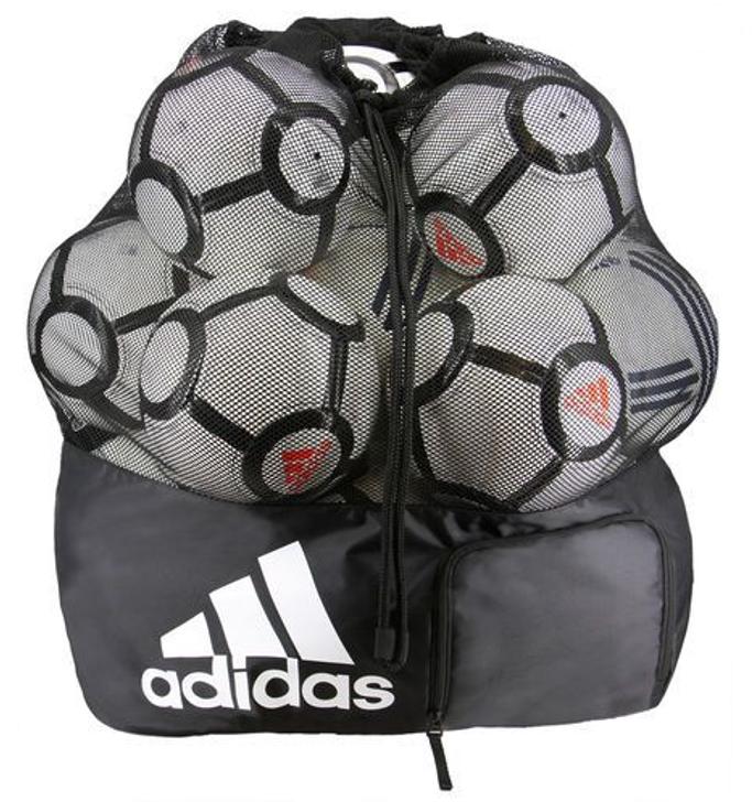 Adidas Stadium Ball Bag -Black/White (123019)