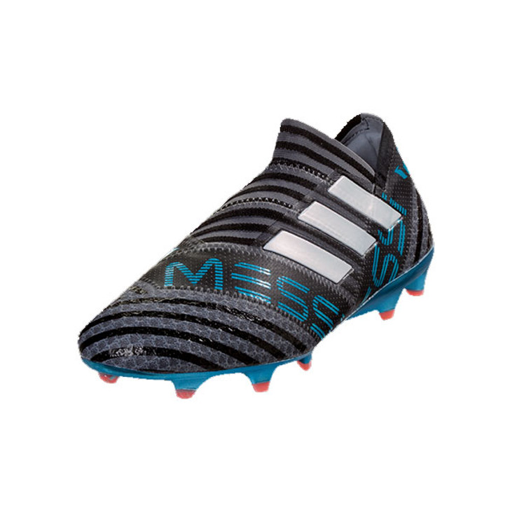 021bd65e5 Adidas Nemeziz Messi 17+ FG - Grey White Core Black RC (032419 ...