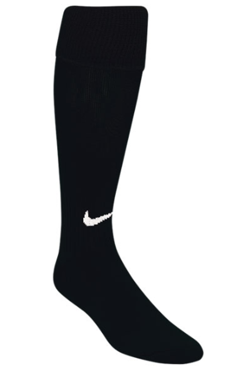 Nike Classic II Cushioned Soccer Socks - Black (102518)