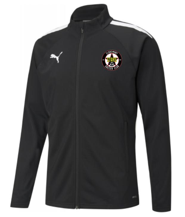 Claremont Stars Women's Jacket - Puma Liga 25 Warm-Up