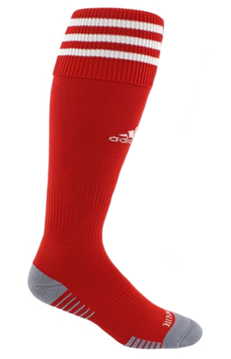 Adidas Copa Zone Socks - Red/White (103018)