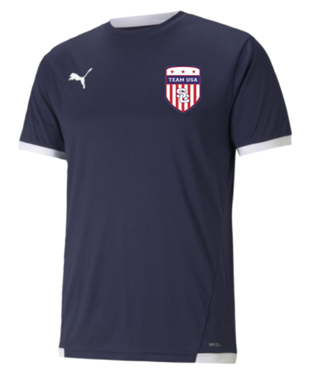 Team USA Youth Jersey - Puma Team Liga 25