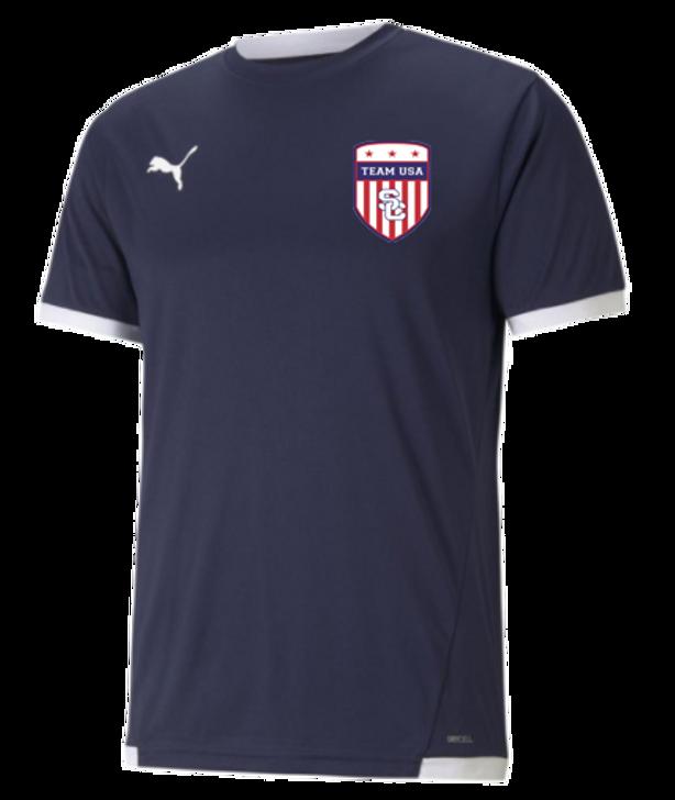 Team USA Men's Jersey - Puma Team Liga 25