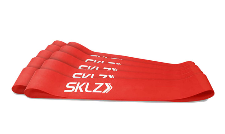 SKLZ Mini Bands - Red  1488