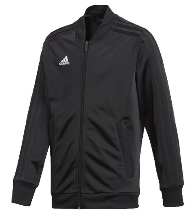 Adidas Youth Condivo 18 Pes Jacket - Black/White (041221)