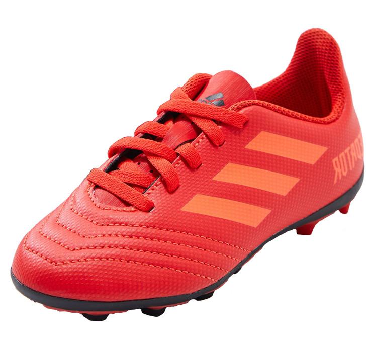 Adidas Predator 19.4 FG Junior ACTRED/SOLRED/CBLACK