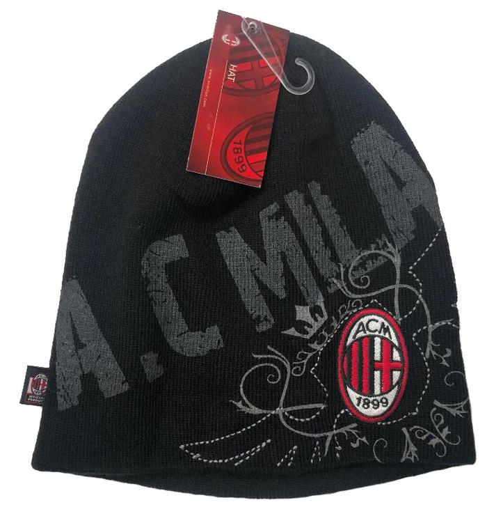 AC Milan Beanie - Black/Red (121518)