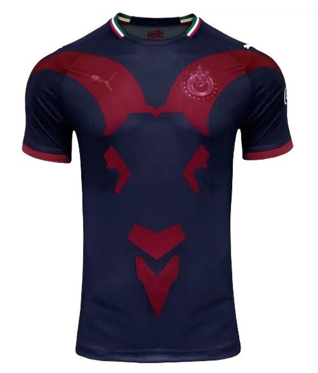 Puma Chivas Alternate Shirt Replica 18- 704091 01