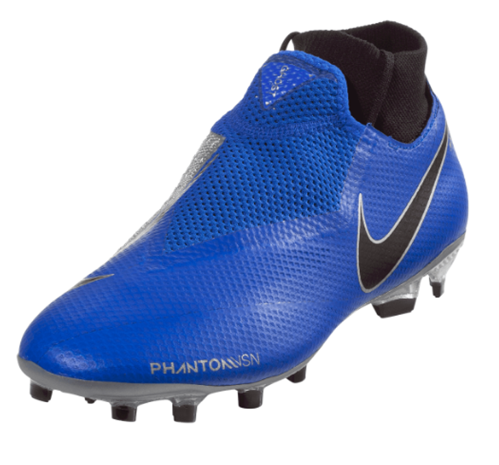 Nike Phantom Vision Pro - Racer Blue/Metallic Silver/Volt/Black SD (6719)