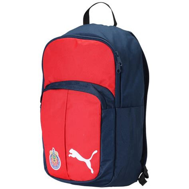 Puma Chivas Pro Training II Backpack - NAVY/RED (012119)