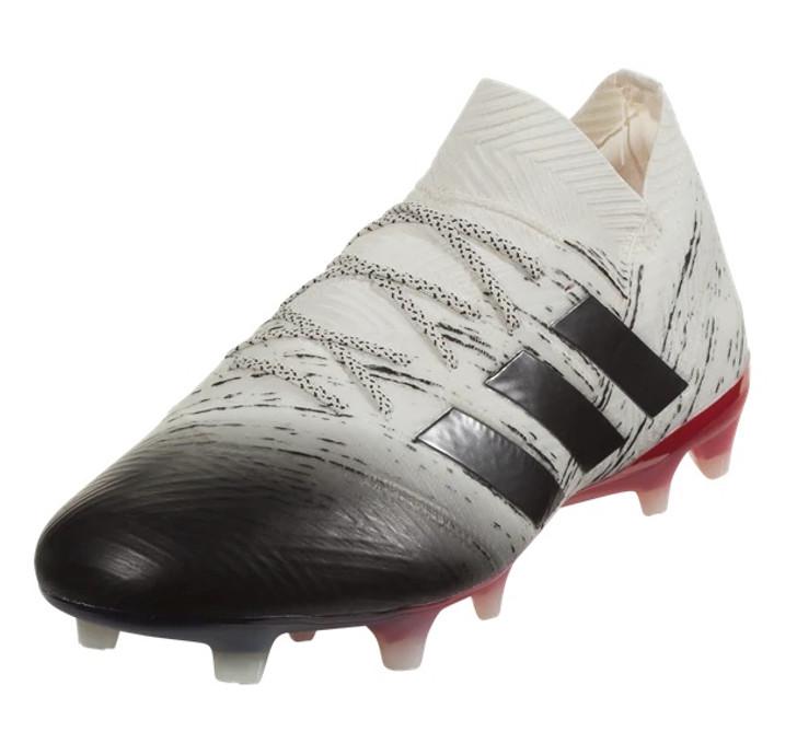 Adidas Nemeziz 18.1 - Off White/Core Black/Active Red (072619)