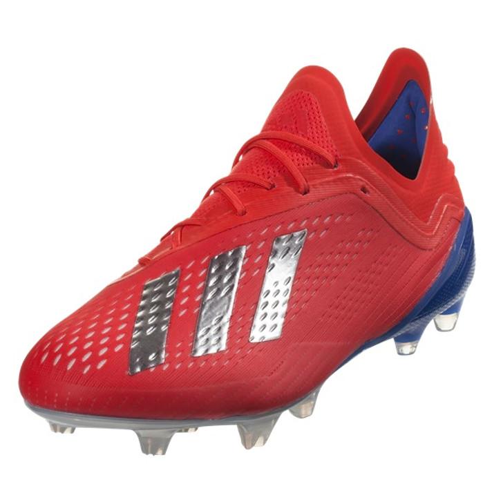 Adidas X 18.1 - Active Red/Silver Metallic/Bold Blue (061119)