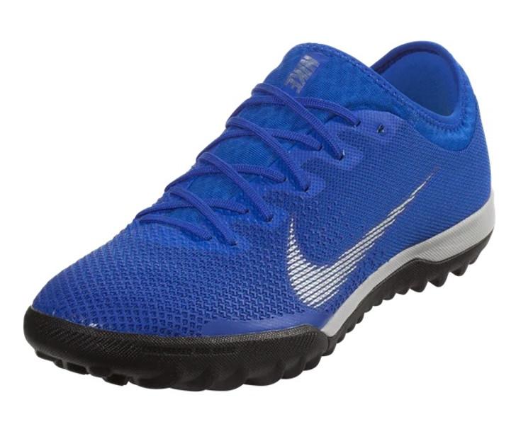 Nike Vapor 12 Pro TF - Racer Blue/Metallic Silver/Black (012919)