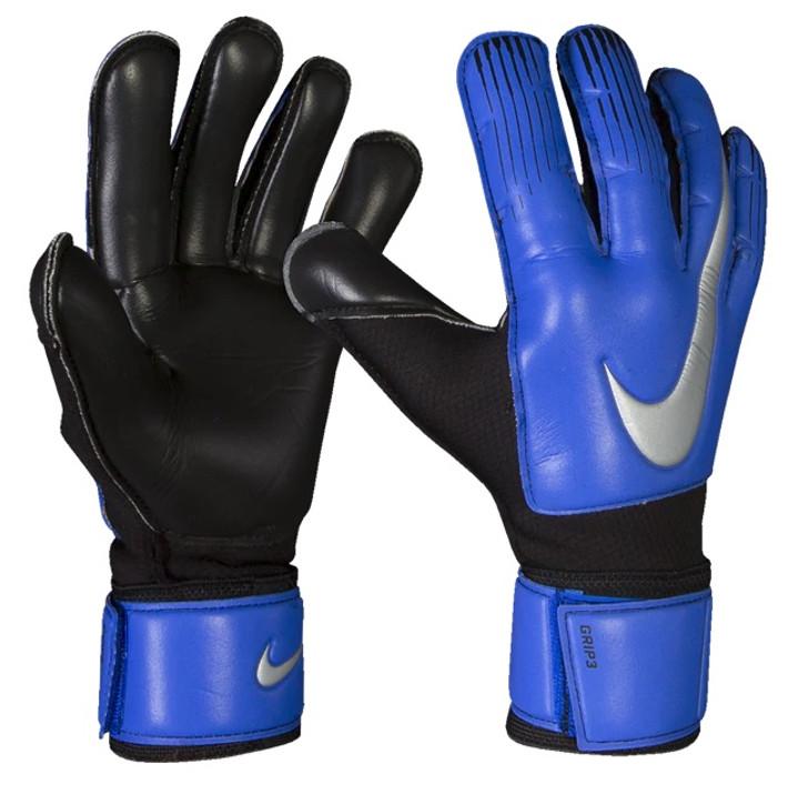 Nike GK Grip3 - Racer Blue/Black/Silver (011520)