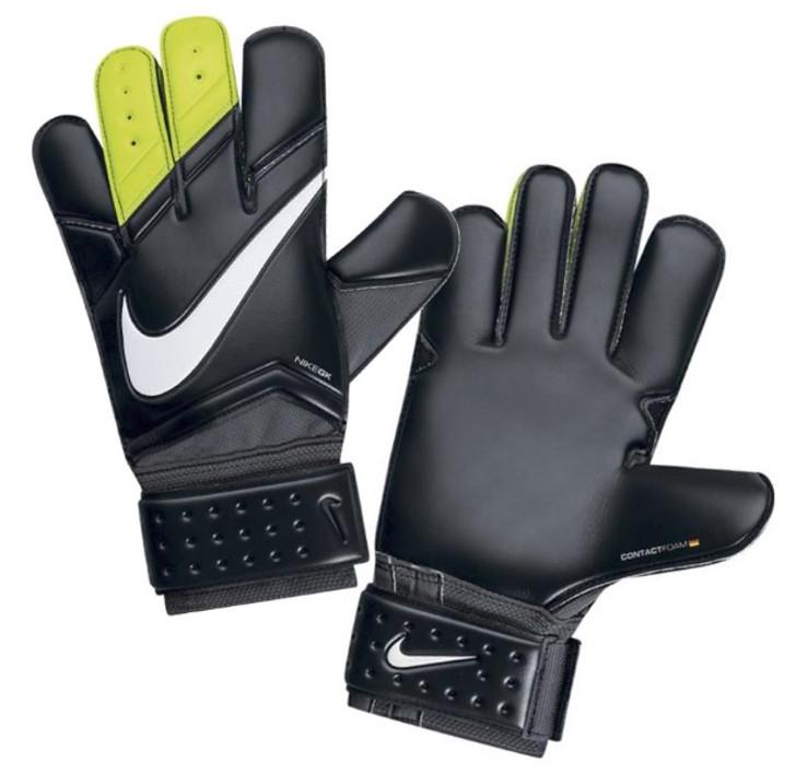 Nike GK Vapor Grip3 - Black/Volt/Metallic Silver (011520)
